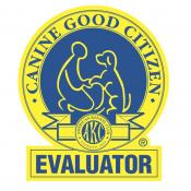 Certified AKC Canine Good Citizen Evaluator